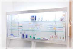 歯科関連商品の販売